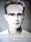 The beloved Father Henry Raam.  /Courtesy of Picop Resources