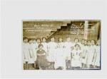 Senior Children of Fatima - Andres Soriano Institute     Ambing Castillo, Elisa Lopez, Ms. Sarmiento, Cecile Castroverde