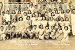 Grade 4 Class 1951-52, Mangagoy Elementary School./ Courtesy of  Cecile Castroverde-Malanum