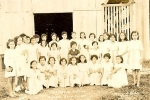 I have a more complete picture of the Children of Fatima, the seniors and the juniors together. I do not recognized all
